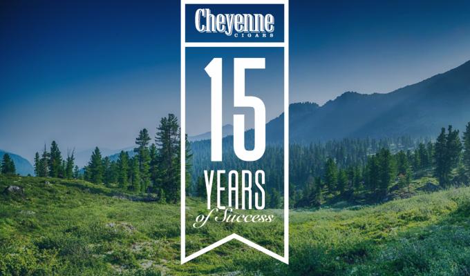 15 Years of Cheyenne Cigars - Cheyenne International